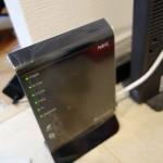 無線LANルーター【AtermWG1800HP2】実速度レビュー。ネットは速くなるか?
